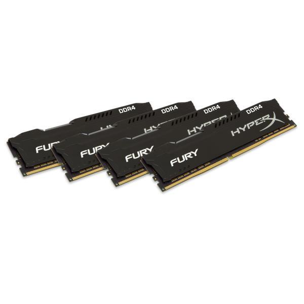 16GB 2133MHZ DDR4 FURY BLACK KIT