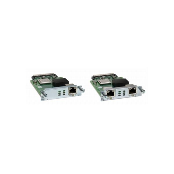 CISCO - NETW: CHASSIS BASED SWITCH 2-PORT NETWORK INTERFACE MODULE FXO (UNIVERSAL)                  IN