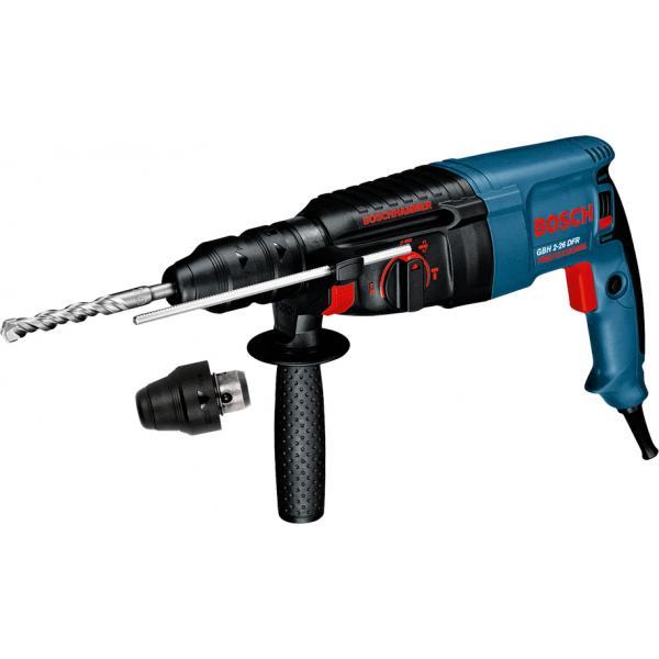 Bosch GBH 2-26 DFR Professional SDS-plus 900 Giri/min 800 W