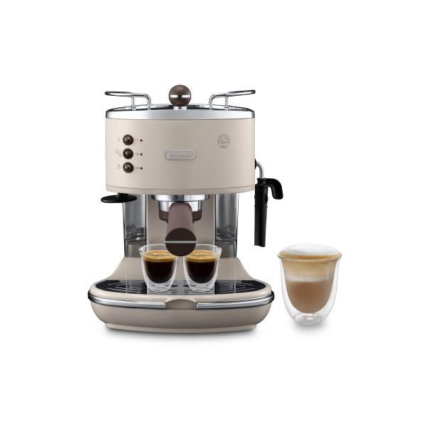 DE_LONGHI M/CAFFE' ECOV311 BG BEIGE