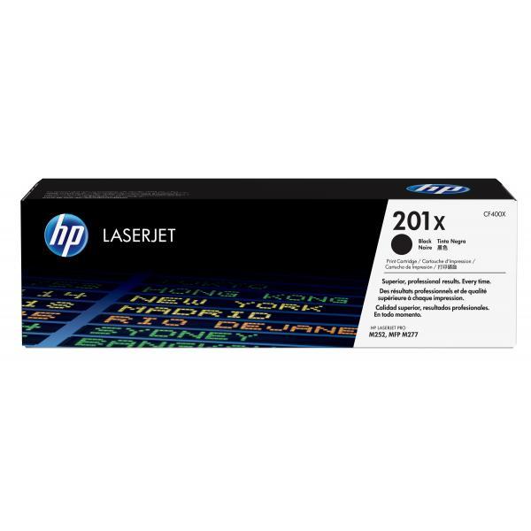 HP Cartuccia Toner originale nero ad alta capacità LaserJet 201X 0888793237984 CF400X COM_49517