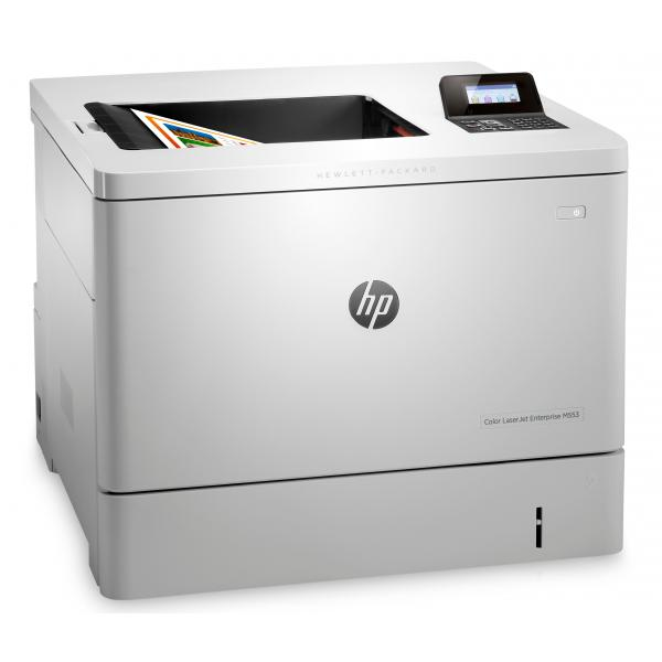 HP Color LaserJet Ent M553dn Prntr Europe - Multilingual Localization *DAMAGED BOX* - B5L25A#B19