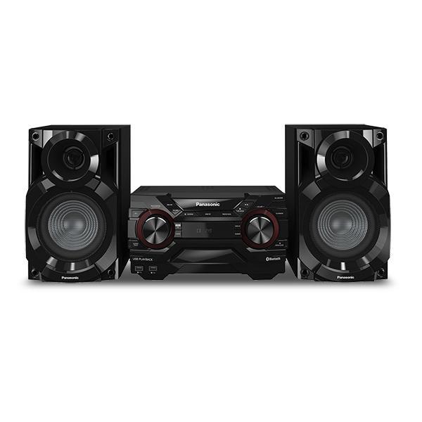 Panasonic SC-AKX200E Mini set 400W Nero 5025232810758 SC-AKX200E-K TP2_SC-AKX200E-K