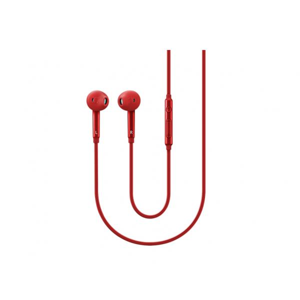 Samsung Samsung EO-EG920B Auricolare Stereofonico Cablato Rosso auricolare per telefono cellulare