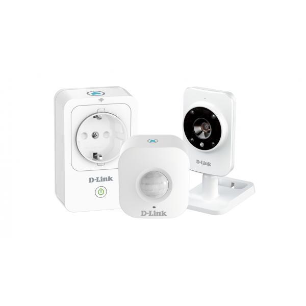 D-Link DCH-100KT mydlink Wireless Smart Home HD Starter Kit DCH-100KT/E