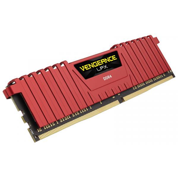 Corsair 8GB DDR4-2400 8GB DDR4 2400MHz memoria 0843591058186 CMK8GX4M1A2400C14R TP2_CMK8GX4M1A24C14