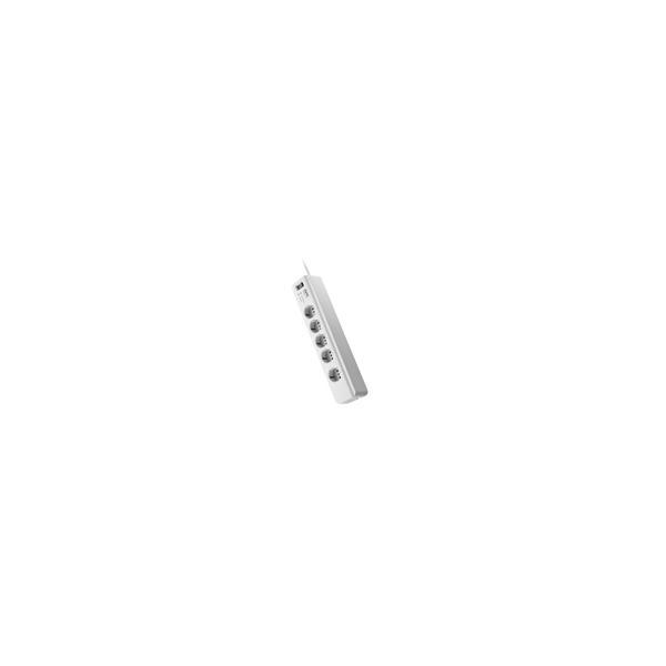 APC APC PM5-IT 5presa(e) AC 230V 1.83m Bianco protezione da sovraccarico