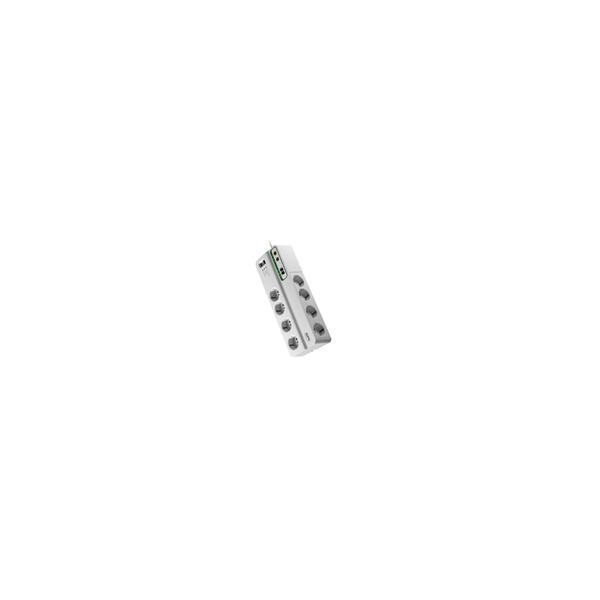 APC APC PMF83VT-IT protezione da sovraccarico 8 presa(e) AC 230 V 3 m Bianco