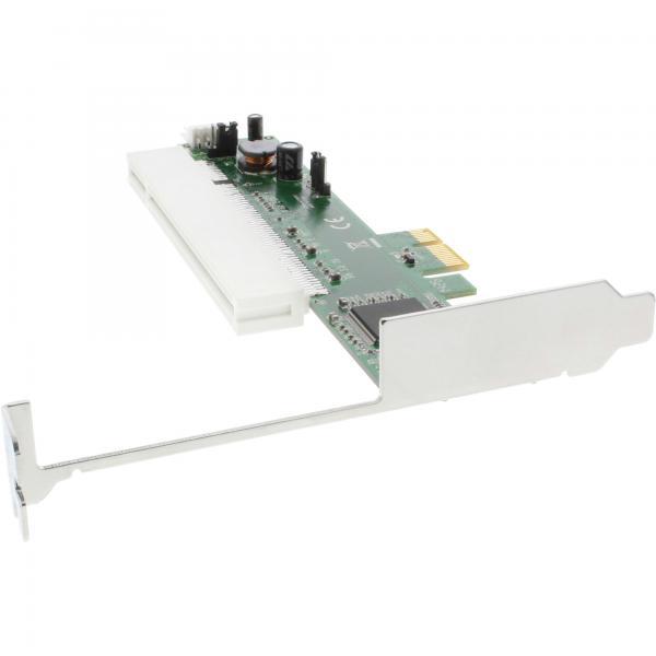 InLine Scheda adattatore da PCI a PCIe (PCI-Express)