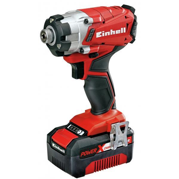 Einhell TE-CI 18 Li 2300Giri/min 18V Ioni di Litio Nero, Rosso avvitatore a batteria 4006825601794 4510021 04_90584162