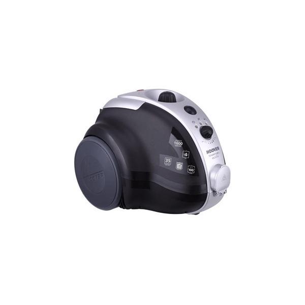 Hoover SCD1600 011 Pulitore A Vapore Cilindrico 1.5L 1600W Nero, Argento  Pulitore A Vapore
