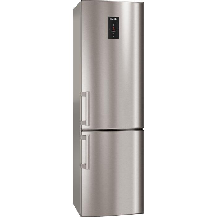 AEG S73520CMX2 Libera installazione 305L A++ Acciaio inossidabile frigorifero con congelatore 7332543357130 925055053 08_925055053