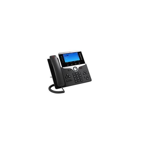 Cisco 8851 telefono IP Nero