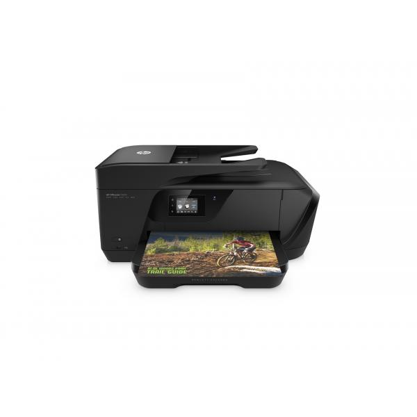 HP OfficeJet 7510 wide format AiO inkjet A3 Wi-Fi black - G3J47A#A80