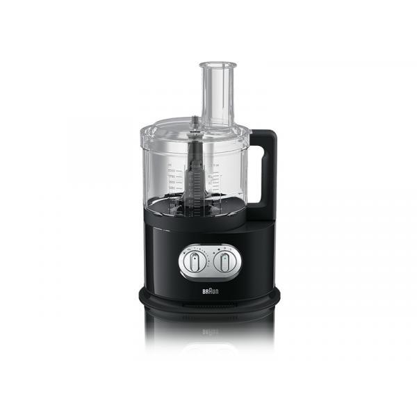 Braun FP 5150 1000W 2L Nero robot da cucina 8021098771063 0X22011011 TP2_0X22011011