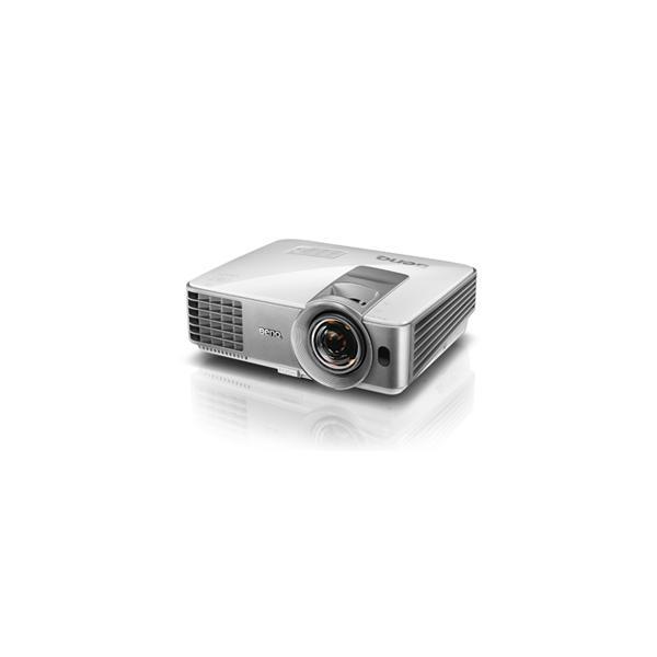 Benq MS630ST Proiettore desktop 3200ANSI lumen DLP SVGA (800x600) Compatibilità 3D Argento, Bianco videoproiettore 4718755058998 9H.JDY77.13E 10_M352747