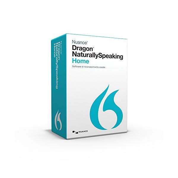 Nuance Nuance Dragon NaturallySpeaking Home 13, ITA