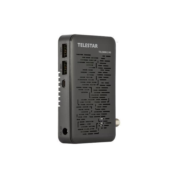Telestar TELEMINI 2 HD Satellite Full HD Nero set-top box TV 4024035104706 5310470 04_90643161