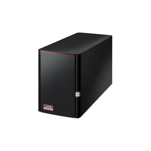 Buffalo LinkStation 520 2TB NAS Nero 4981254028933 LS520D0202-EU 10_R341277