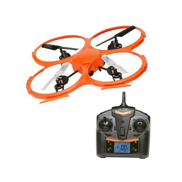 Denver DCH-330 4rotors 2MP 1280 x 720Pixel 500mAh Nero, Arancione, Bianco drone fotocamera 5706751025457  02_S0401377