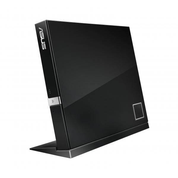 ASUS SBC-06D2X-U Blu-Ray DVD Combo Nero lettore di disco ottico 4719543417195 90-DT00205-UA219KZ E-066_330992