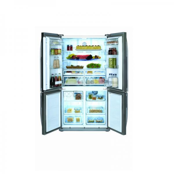 Beko GNE114631X Libera installazione 512L A++ Acciaio inossidabile frigorifero side-by-side  GNE114631X TP2_GNE114631X