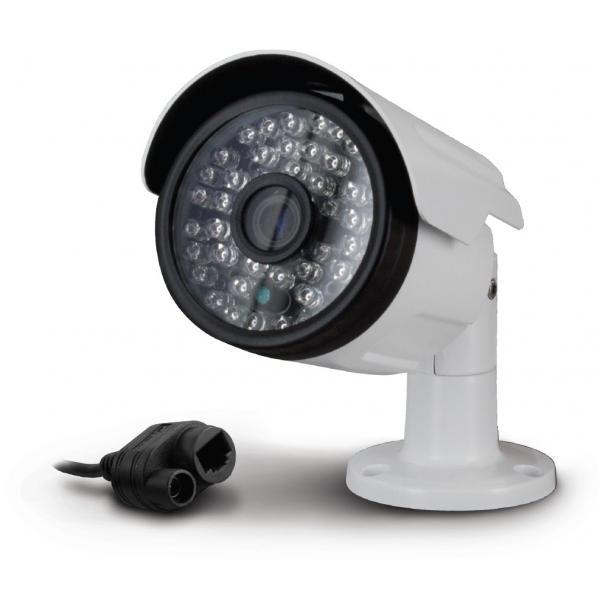 Atlantis Land NetCamera 510A IP security camera Esterno Capocorda Bianco 8026974001210 A11-510A-B 10_R290799