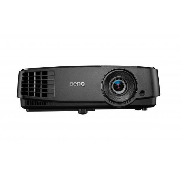 Benq MS506 Proiettore desktop 3200ANSI lumen DLP SVGA (800x600) Compatibilità 3D Nero videoproiettore 4718755058752 MS506 03_9H.JA477.14E