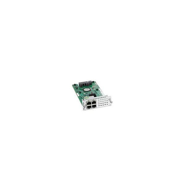 Cisco NIM-ES2-4= Gigabit Ethernet modulo del commutatore di rete 0882658704871 NIM-ES2-4= 10_677BE54 0882658704871 NIM-ES2-4=