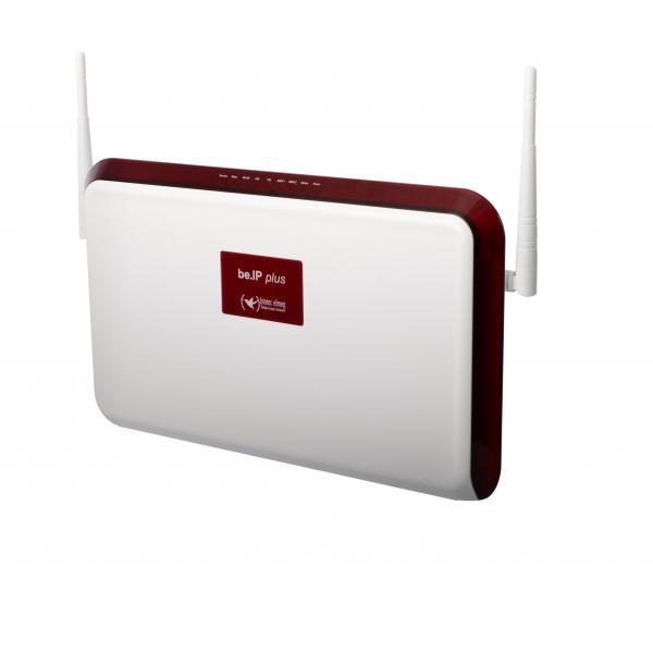Bintec-elmeg be.IP plus router wireless Dual-band (2.4 GHz/5 GHz) Gigabit Ethernet Nero, Bianco