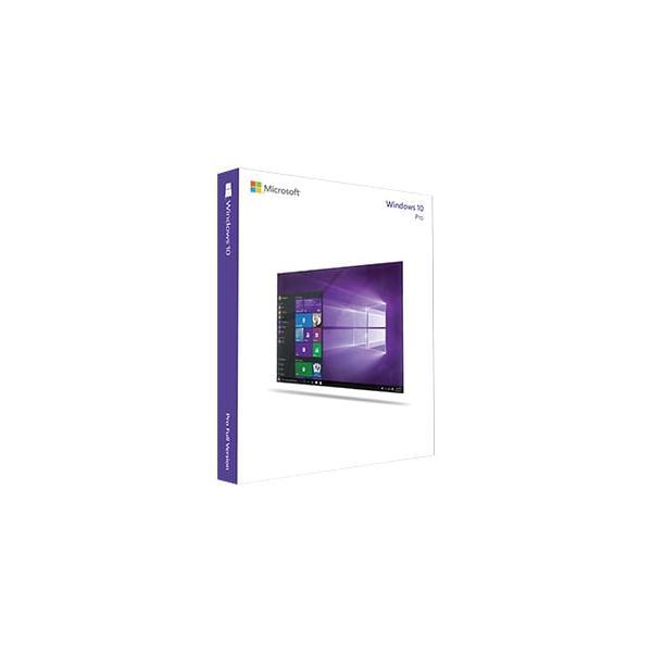 Microsoft Windows 10 Pro 64-bit französisch (FQC-08920)