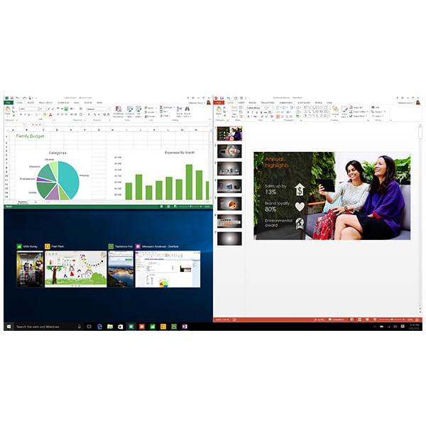 MS Windows 10 Home 64-Bit 1PK NL