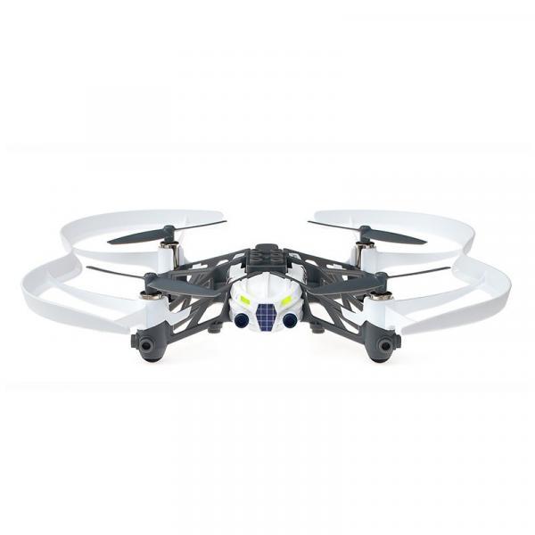 Parrot Airborne Cargo Mars 4rotori Quadrirotore Bianco drone fotocamera