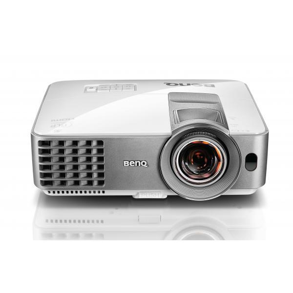 Benq MW632ST Proiettore desktop 3200ANSI lumen DLP WXGA (1280x800) Compatibilità 3D Bianco videoproiettore 4718755059285 9H.JE277.13E 10_M352763