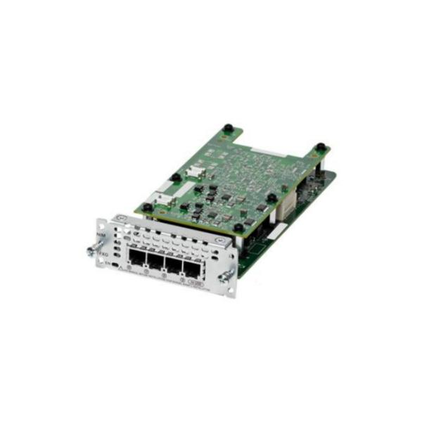 Cisco NIM-4BRI-NT/TE= BRI voice network module 0882658634482 NIM-4BRI-NT/TE= 10_677BX96 0882658634482 NIM-4BRI-NT/TE=