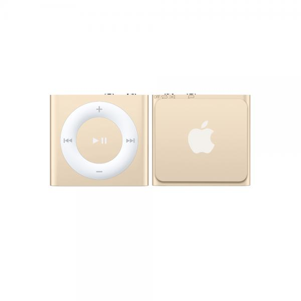 Apple iPod shuffle 2GB Lettore MP3 2GB Oro  MKM92BT/A TP2_MKM92BT/A