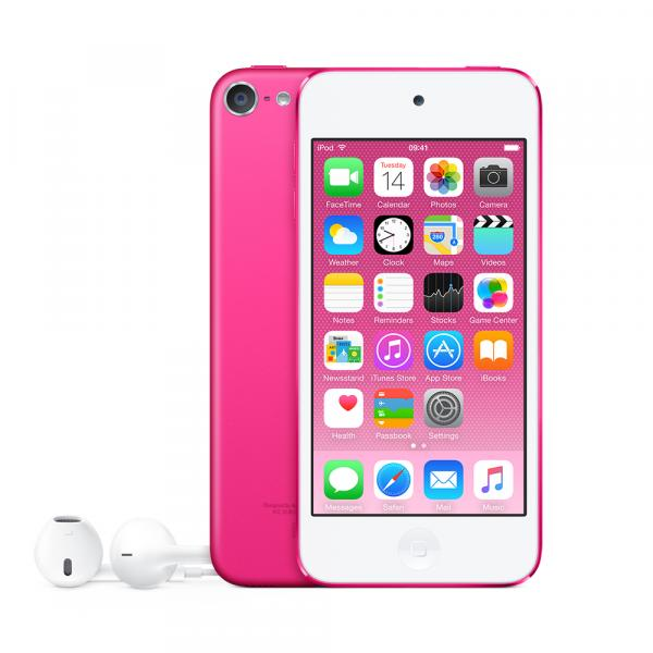 Apple iPod touch 16GB Lettore MP4 16GB Rosa  MKGX2BT/A TP2_MKGX2BT/A