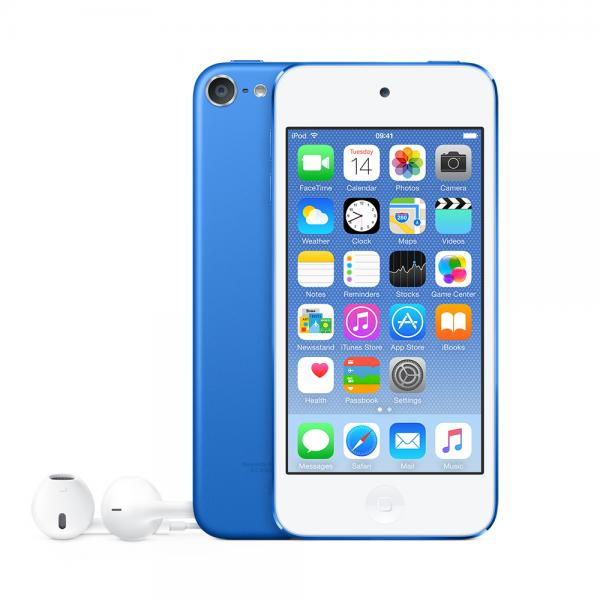 Apple iPod touch 16GB Lettore MP4 16GB Blu  MKH22BT/A TP2_MKH22BT/A