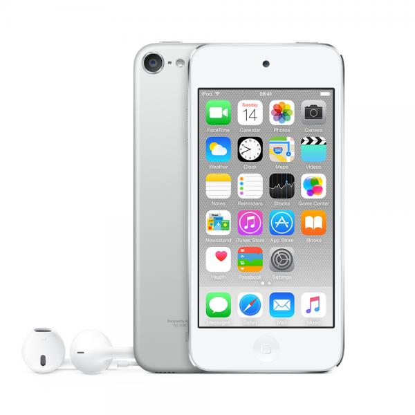 Apple iPod touch 16GB Lettore MP4 16GB Argento  MKH42BT/A TP2_MKH42BT/A