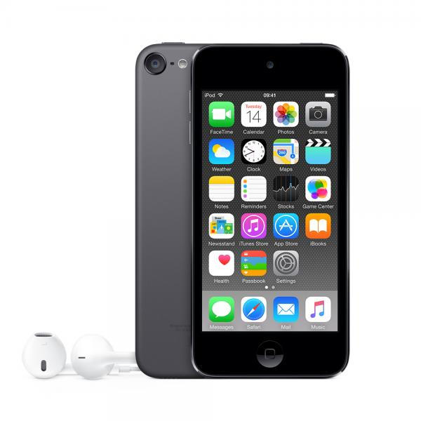 Apple iPod touch 128GB Lettore MP4 128GB Grigio 0888462505123 MKWU2BT/A TP2_MKWU2BT/A
