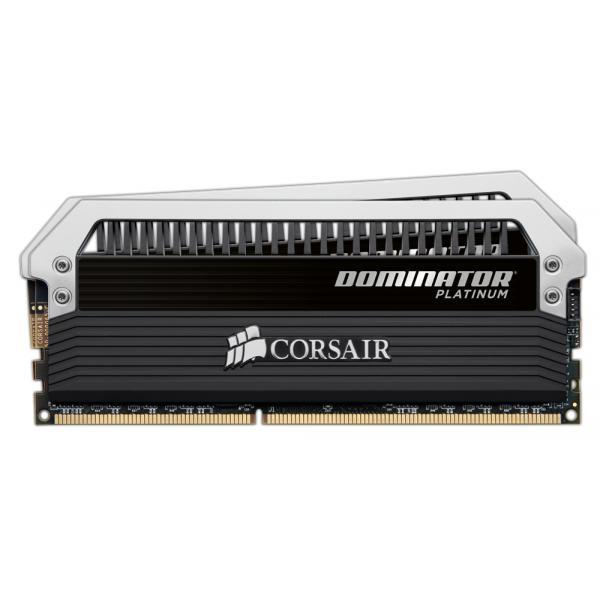 Corsair 16GB DDR4-2666 16GB DDR4 2666MHz memoria 0843591069571 CMD16GX4M2A2666C15 TP2_CMD16GX4M2A2666