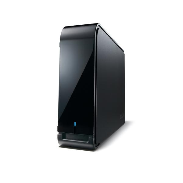 Buffalo Buffalo DriveStation Velocity HD-LXU3 4000GB Nero disco rigido esterno