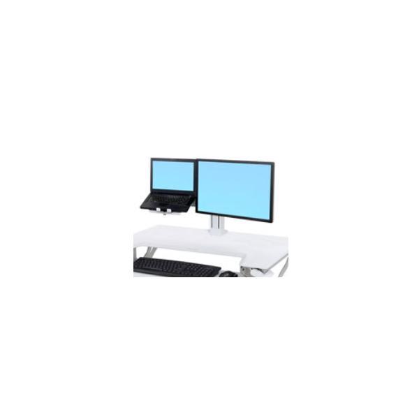 Ergotron 97-933-062 Bianco Titolare accessorio per carrello multimediale 0698833050998 97-933-062 10_M481923