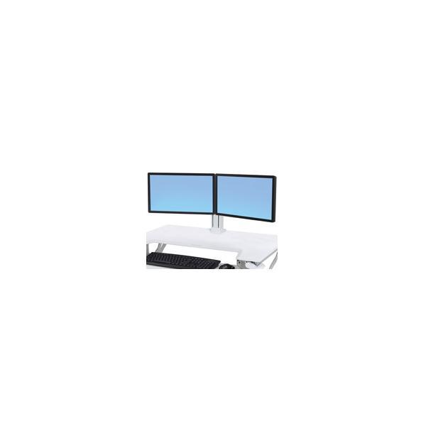 Ergotron WorkFit Bianco Kit di montaggio accessorio per carrello multimediale 0698833051025 97-934-062 10_M481924
