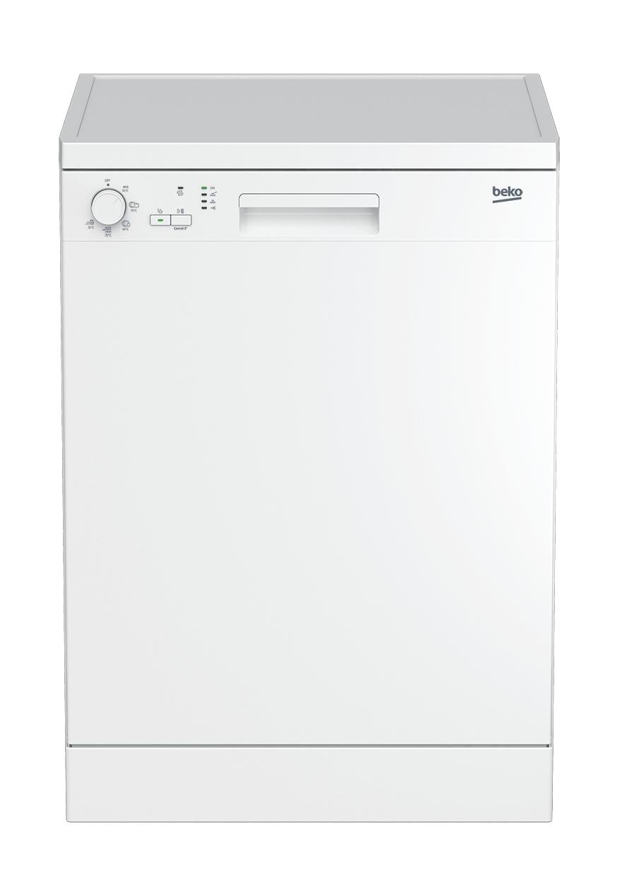 Beko DFN05211W Libera installazione 12coperti A+ lavastoviglie  DFN05211W TP2_DFN05211W