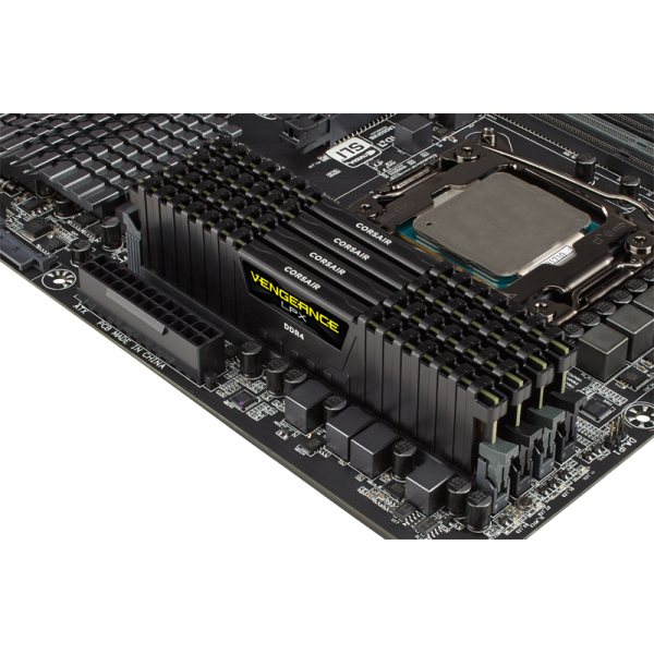 16GB (2x8GB) Corsair Vengeance LPX Black DDR4-3200 RAM CL16 (16-18-18-35)