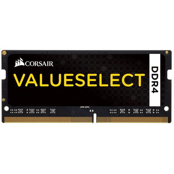 Corsair ValueSelect CMSO4GX4M1A2133C15 4GB DDR4 2133MHz memoria 0843591067386 CMSO4GX4M1A2133C15 03_EARTIC0001498