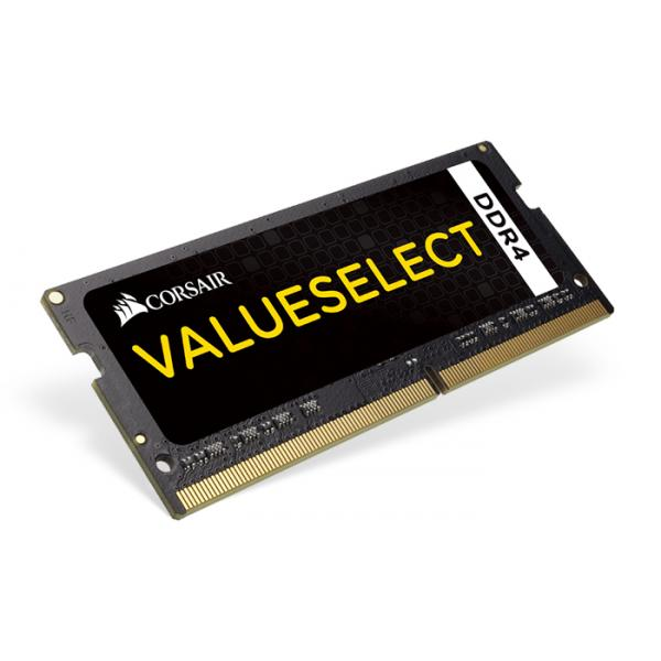 Corsair ValueSelect 8GB DDR4 2133MHz memoria 0843591067379 CMSO8GX4M1A2133C15 03_EARTIC0001499