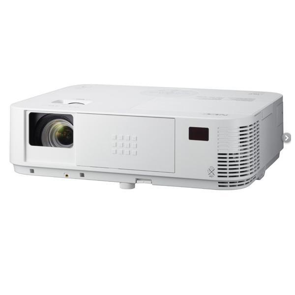 NEC M403H Proiettore desktop 4000ANSI lumen DLP 1080p (1920x1080) Compatibilità 3D Bianco videoproiettore 5028695612068 60003977 04_90619227