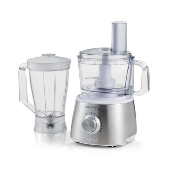 Ariete Robomix Metal 800W 2.1L Argento robot da cucina 8003705112391 1779 TP2_1779